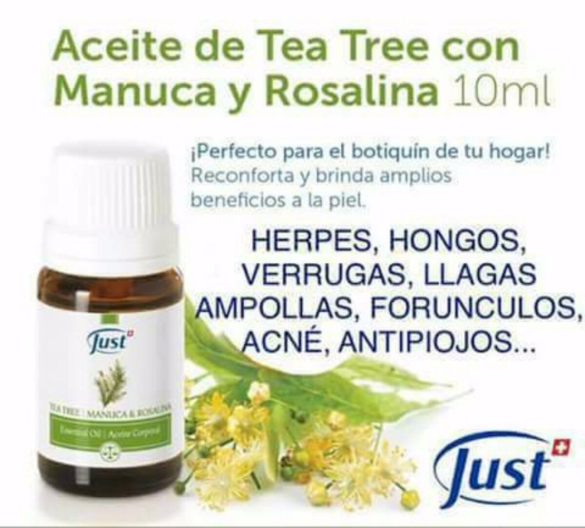 aceite básico de manuka